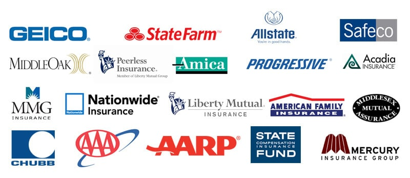 insurance companies we work with for mold and water damage