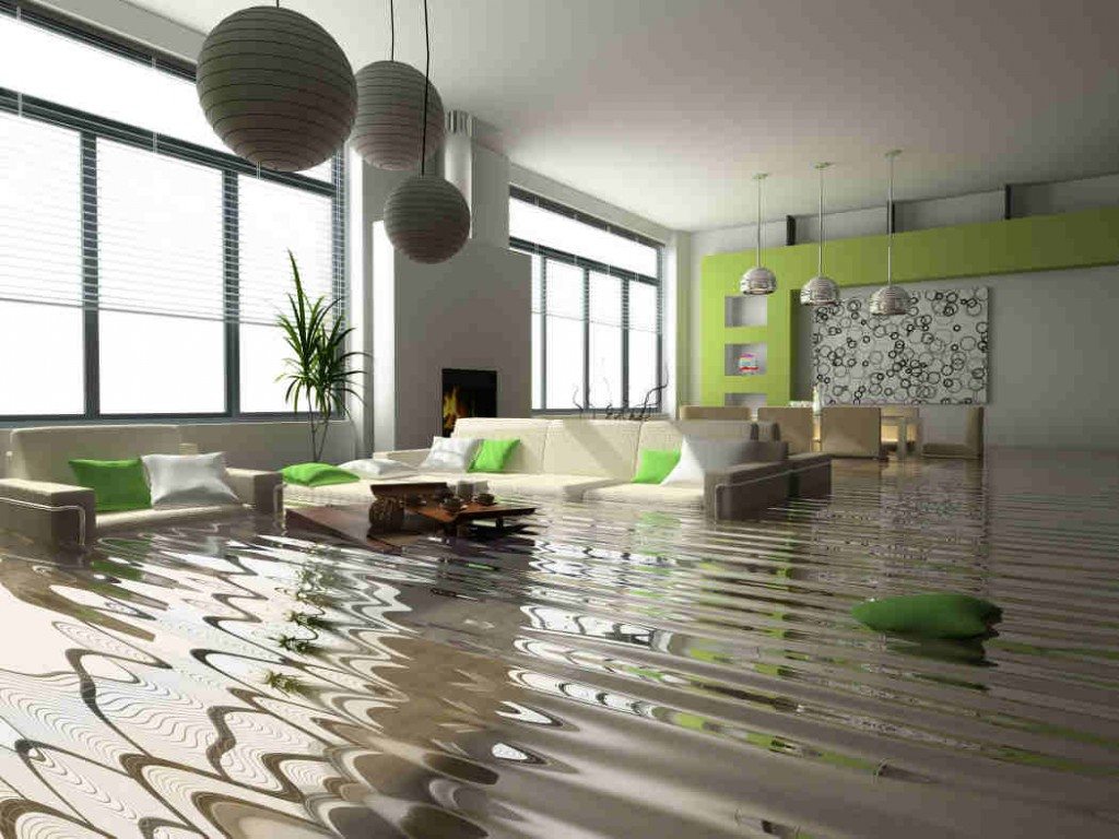orange county water damage repair