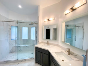 bathroom remodel by jarvis restoration